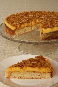 Svéd mandulatorta (gluténmentes) - Kifőztük, online gasztromagazin Cake Cookies, Gluten Free Recipes, Free Food, Cake Recipes, Healthy Living, Sandwiches, Paleo, Sweets, Meals