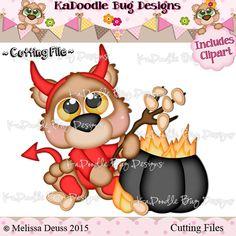 Cutie KaToodles - Roasting Pumpkin Seeds