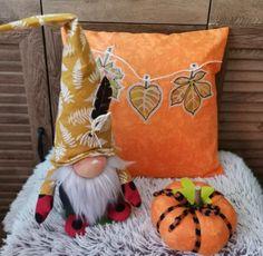 autumn fabric decor