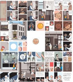 Chris Ware - New York Times