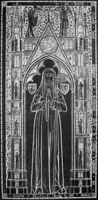 Marguerite de Chasteluilain, 1351, France