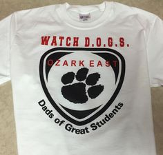 Ozark East Elementary Dads of Great Students Watch Dogs