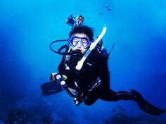 #scubadiving #greatbarrierreef by lynnshao30 http://ift.tt/1UokkV2