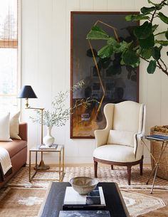 Traditional vibes in mostly neutrals - desire to inspire - desiretoinspire.net
