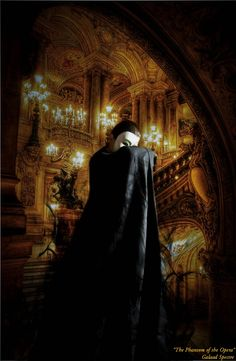 The Phantom of the Opera by Galaad-Phantom on DeviantArt