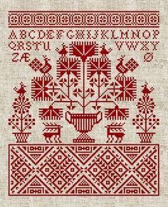 scandinavian embroidery - Google Search