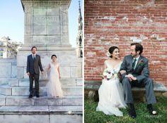 Evergreen Museum & Library Wedding by Readyluck  Evergreen Museum & Library Wedding Baltimore MD Historic Wedding Venue- Upper Garden Ceremony