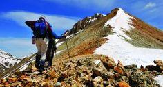 Hike a mountain! - Redcloud Peak, a Colorado 14er, near Lake City, Co