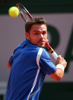 Stanislas Wawrinka - French Open: Day 11