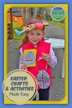 Easter Crafts and Activities made easy
