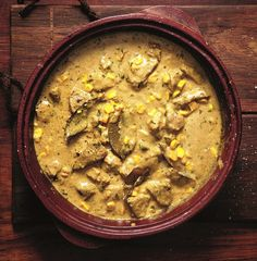 Lamb and sweetcorn curry Men's Health Fitness, Lamb, Good Food, Curry, Weight Loss, Healthy, Ethnic Recipes, Curries, Losing Weight