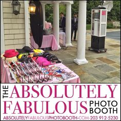 The #absolutelyfabulousphotobooth's #partybooth is at Sam and Justin's wedding in #NewCanaan CT.  Call (203) 912-5230 for #PhotoBooth and #karaoke availability for your #CorporateEvent #Birthday #Sweet16 #Wedding #BarMitzvah #BatMitzvah #Fundraiser and all occasions in #NY #NJ #CT. #Gigpics #eventplanner #weddingplanner #entrepreneur #business #partyplanner #eventphotography