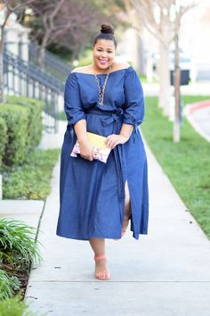 GarnerStyle | The Curvy Girl Guide: Spring Transition