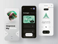 Web Design, App Ui Design, Mobile App Design, Mobile Ui, Graphic Design, Location Based Service, Logic Pro, App Design Inspiration, Dashboard Design