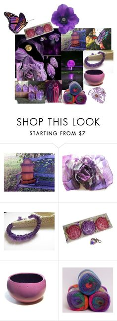 """""""Untitled #276"""" by bizarrejewelry on Polyvore"""