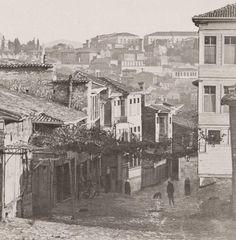 [Ottoman Empire] Istanbul, Around 1878 (Osmanlı İstanbulu, 1878 Civarı)