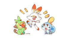 Fan Art Pokemon, New Pokemon Game, 150 Pokemon, Pokemon Games, Cute Pokemon, Pokemon Stuff, Kawaii Crafts, Best Fan, Cute Animal Pictures