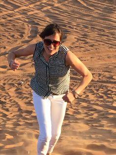 Dubai 2017, White Jeans, Pants, Fashion, Trouser Pants, Moda, Fashion Styles, Women's Pants, Women Pants