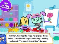 Two Free Wubbzy apps are part of today's Free App Friday!