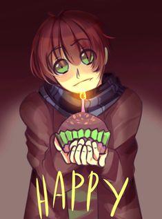 Me:thanks but my birthday passed Lue:CRAP