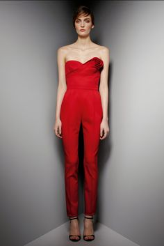 Valentino Pre-Fall 2012 Collection Slideshow on Style.com