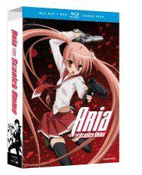 Aria: The Scarlet Ammo (Limited Edition Blu-ray/DVD Combo) (Funimation) Anime Dvd, All Anime, Brina Palencia, Todd Haberkorn, Running Jokes, Familia Anime, Dvd Blu Ray, Holiday Wishes, Light Novel