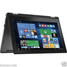NEW DELL Inspiron I7353-4371BLK Touch-SCRN 13.3 i5-5200U 2.80GHz 8GB 128GB W 10