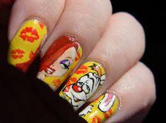 Resultado de imagen para disney nails