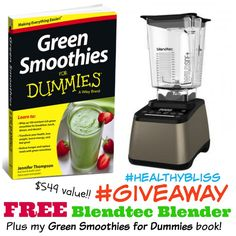 Contest for this awesome 3HP blender going on until Jan 5th! Check the blog site to enter =D