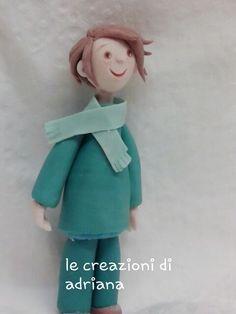 Crezioni in porcellana fria