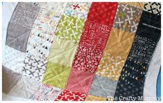 Quilting a Baby Quilt | And Sew We Craft