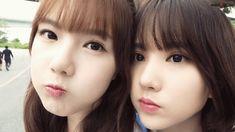 Hamster Yerin & Eunha