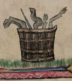 Medieval cookbook unicorn recipe, uncredited