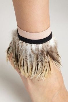This would be perfect for a Native American Girl look with some brown ankle…