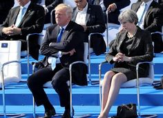 http://ift.tt/2rmof1w  UNITED STATES PRESIDENT DONALD TRUMP has warned the world that the horror of the Manchester attacks could continue forever if leaders fail to tackle extremist threats. Theresa May appeared unimpressed with the President as they met today in Brussels  where she confronted him over repeated US leaks of key evidence in the Manchester terror attack investigation. She vowed to make clear to him that shared intelligence must remain secure as police continue making arrests in…