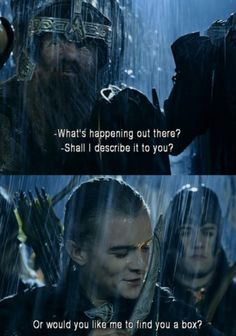 Legolas and Gimli! it's said that after Aragorn died Legolas built a grey ship and left Middle-earth to go over the Sea to Valinor, and that Gimli went with him. Legolas Et Gimli, Gandalf, Legolas Funny, Legolas Hot, Aragorn Lotr, Bilbo Baggins, Thranduil, Into The West, Into The Fire