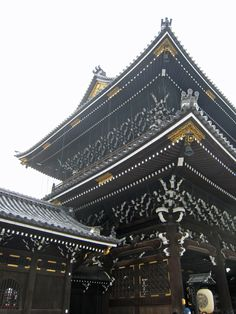 東本願寺(Higashi Honganji after renovation work finished)