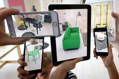 Ikea ha da poche ore annunciato una partnership con Apple per la realizzazione di un'applicazione per smartphone che tramite l'utilizzo della realtà aumentata consentirà di 'provare' ogni tipologia di prodotto presente nel catalogo del noto produttore di mobili direttamente sullo schermo del proprio iPhone o iPad.