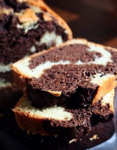 This is one of my fave websites.I want to eat everything! Sweet Recipes, Cake Recipes, Dessert Recipes, Tea Biscuits, Cake & Co, Marble Cake, Sweet Pastries, Love Eat, Relleno