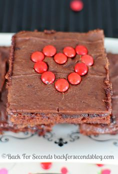The BEST EVER Texas Sheet Cake - An easy, from scratch recipe that is out of this world! @Back For Seconds #chocolate #dessert #cake #valentin...