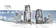 Bildergebnis für architecture sketch