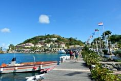 The Island of St. Martin - French and Dutch and Beautiful!