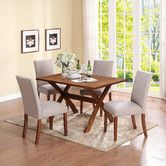 Found it at Wayfair - Trestle Dining Table