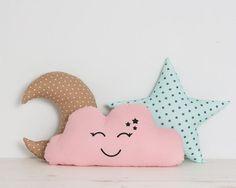 New Cloud Pillow Nursery