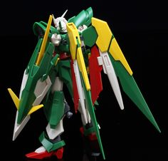 HGBF 1/144 Gundam Fenice Rinascita: Official Photoreview No.17 Big Size Images, Info http://www.gunjap.net/site/?p=200678