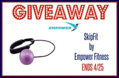 Mommy's Favorite Things: Empower Fitness Review & Giveaway