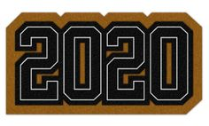Connected Year Graduation Class Patch, 2020  #chenilleyear #varsityjacket #varsityjackets #jacketpatch #graduationpatch #graduationclass #schoolaward #neffco #grads #2020