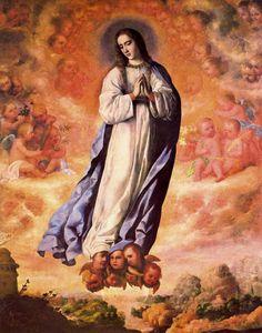 Inmaculada Concepción, Zurbarán el mejor.