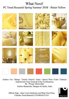 #Yellow #butteryellow #SS18 #fashion #colortrends #fashiontrends #fashionforecast #fashionblogger #WhatNextPCTrendResearch #Pantone #fashionnews #fashionindustry #runway #fashionista #couture #tuxedo #hautecouture #spring2018 #interiordecor #homefurnishing #textiles #design #knits #womenswear #menswear #dapper #lifestyle #accessories #springsummer2018 #nyfw #lfw #mfw #pfw #WGSN #PriyaChander #FashionResearch #gowns #wedding #kidswear #knitwear