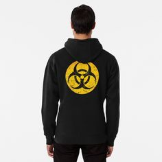 Biohazard, medical t-shirt and hoodie design, high quality and cool.